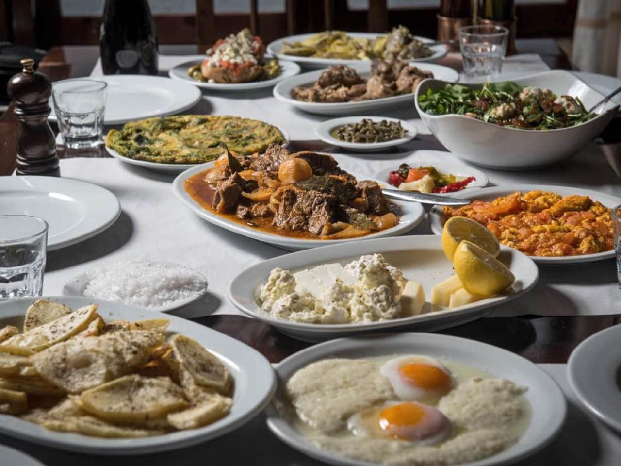 Cretan Diet & Cuisine
