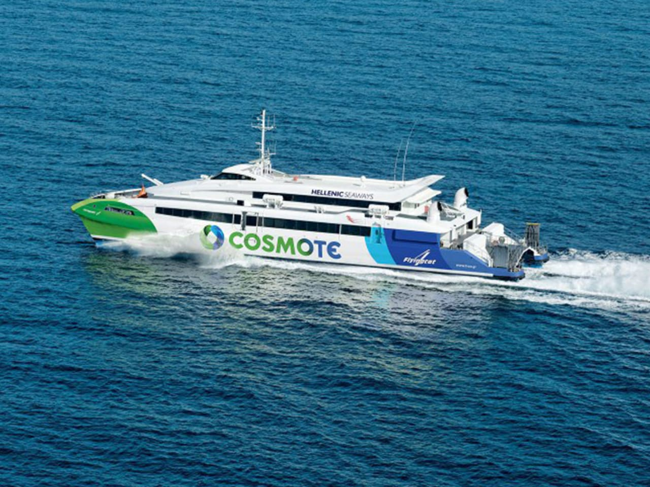 Ferries to and from Crete