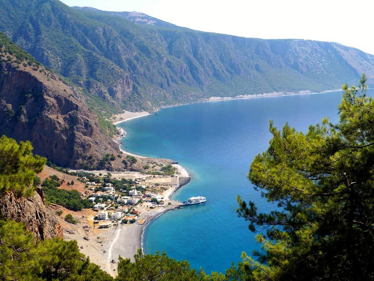 Ferries Summer - Crete's South Coast