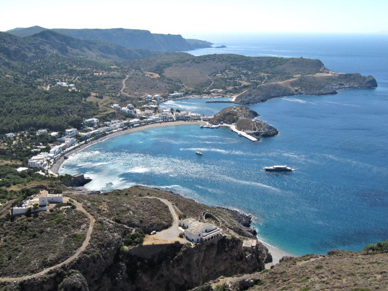 Ferries Summer - from Kissamos (Kastelli) & Rethymno to Kithira