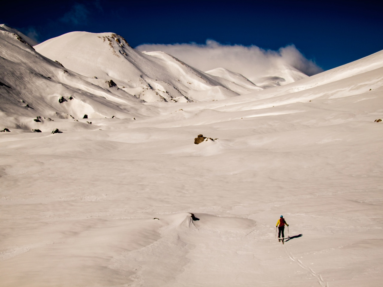 Crete: White Dreams – Uncovering An Untapped Ski Touring Paradise