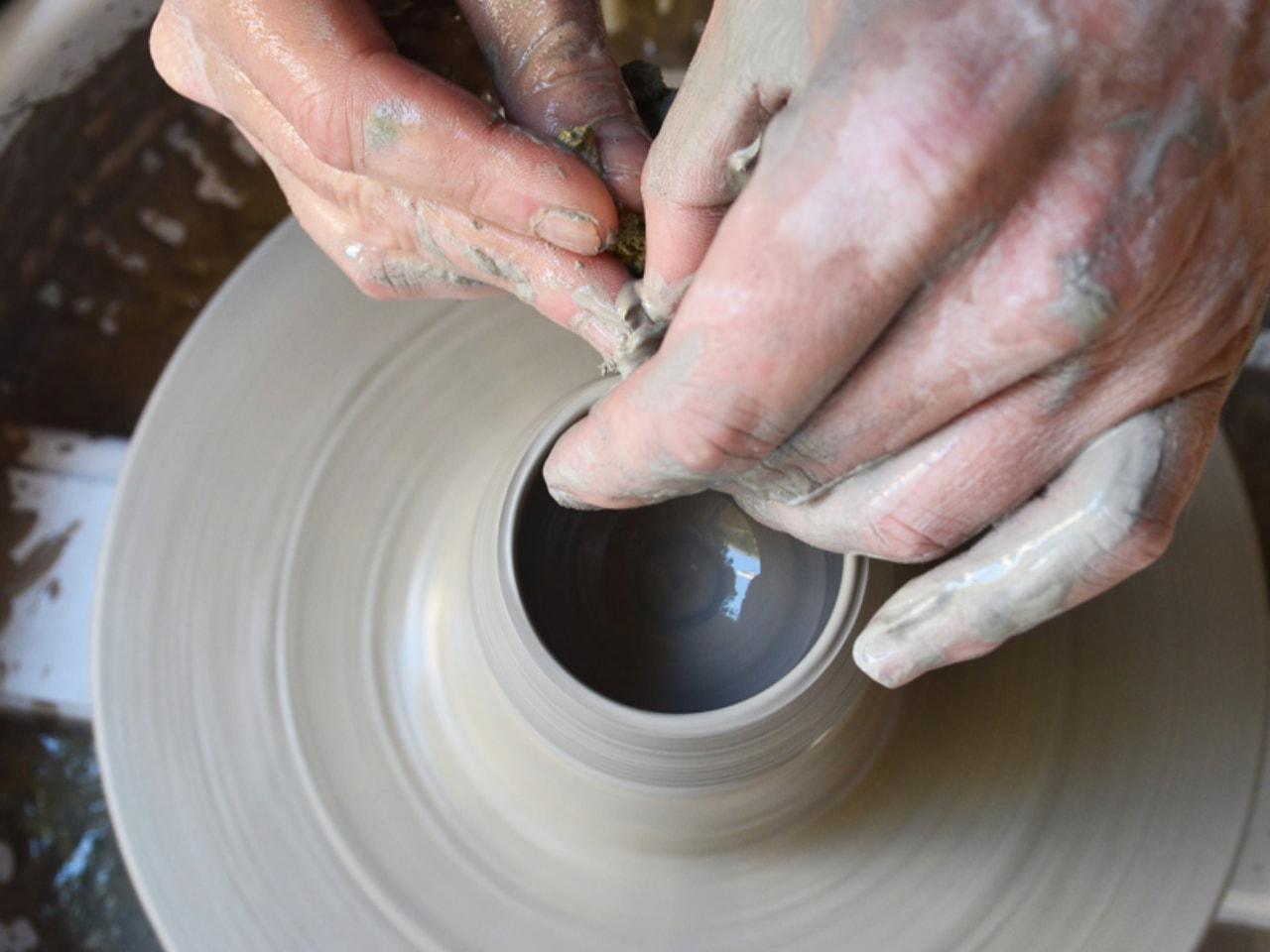 Five-Day Creative Ceramic Workshop In Margarites Village