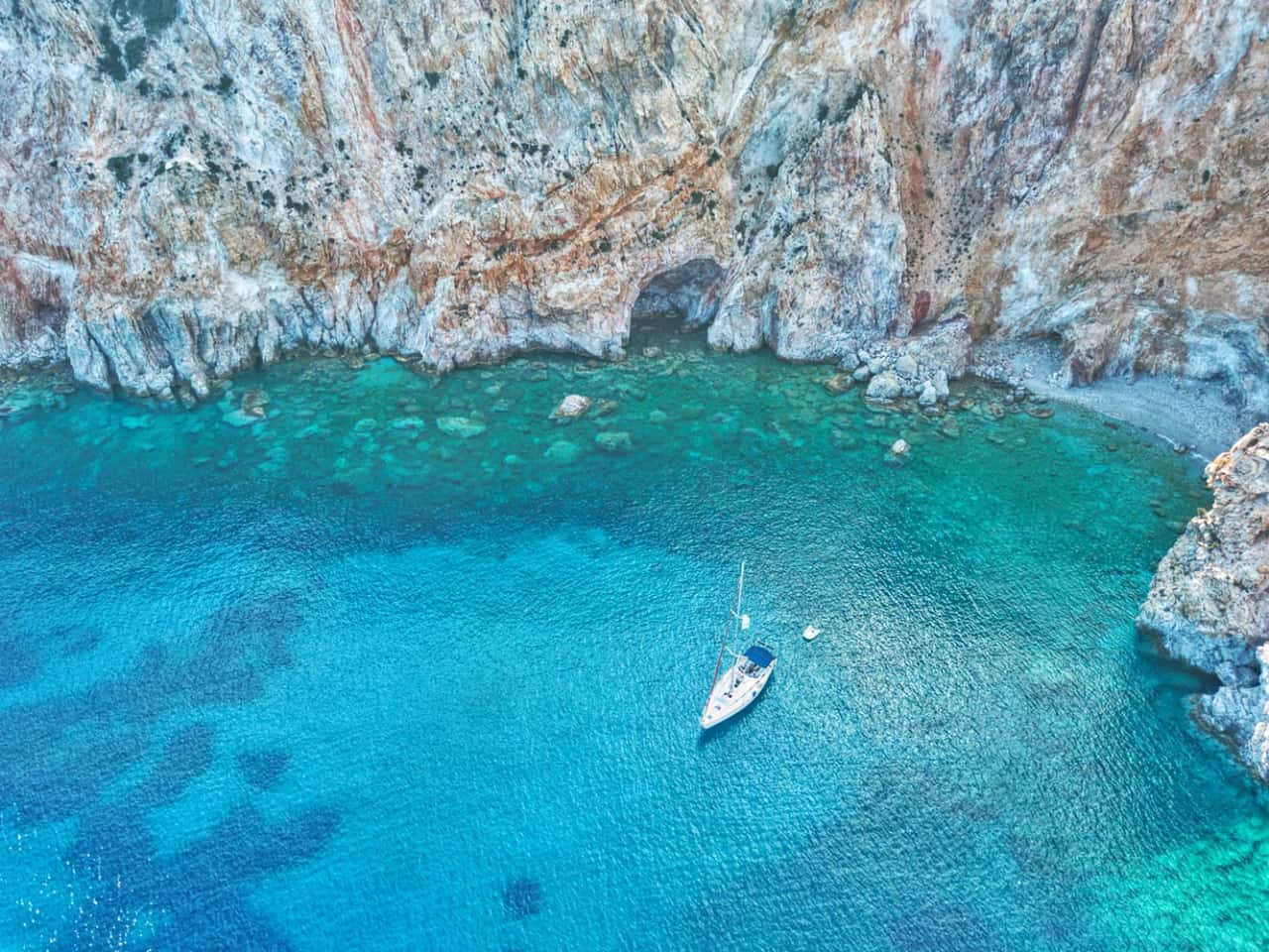New Activity: Sailing & Sea Kayak Trip To Gavdos Island & Best Beaches Of South Chania