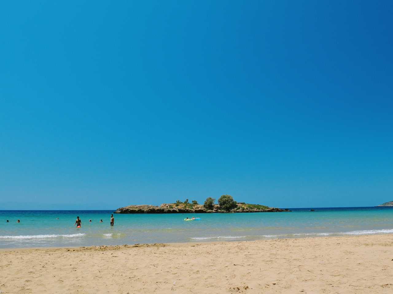Crete In October & Car Rental Offer