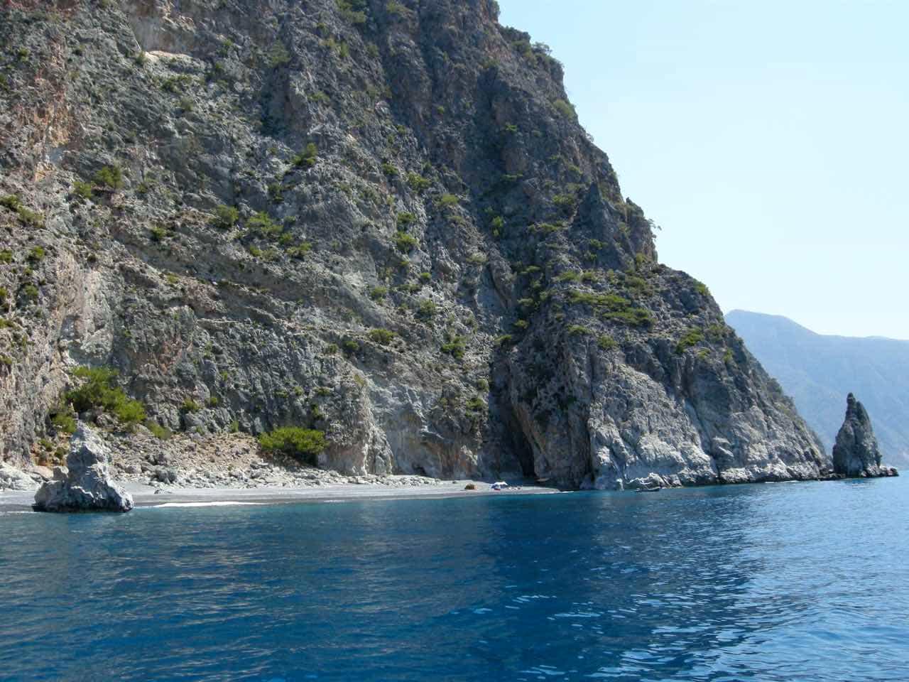 Secret Beaches In Crete