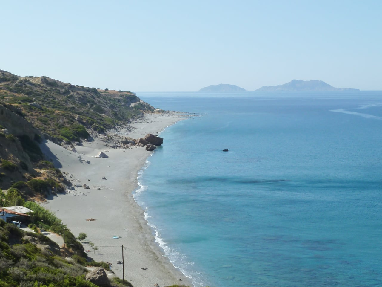 Best Beaches of South Rethymno - Ligres Beach