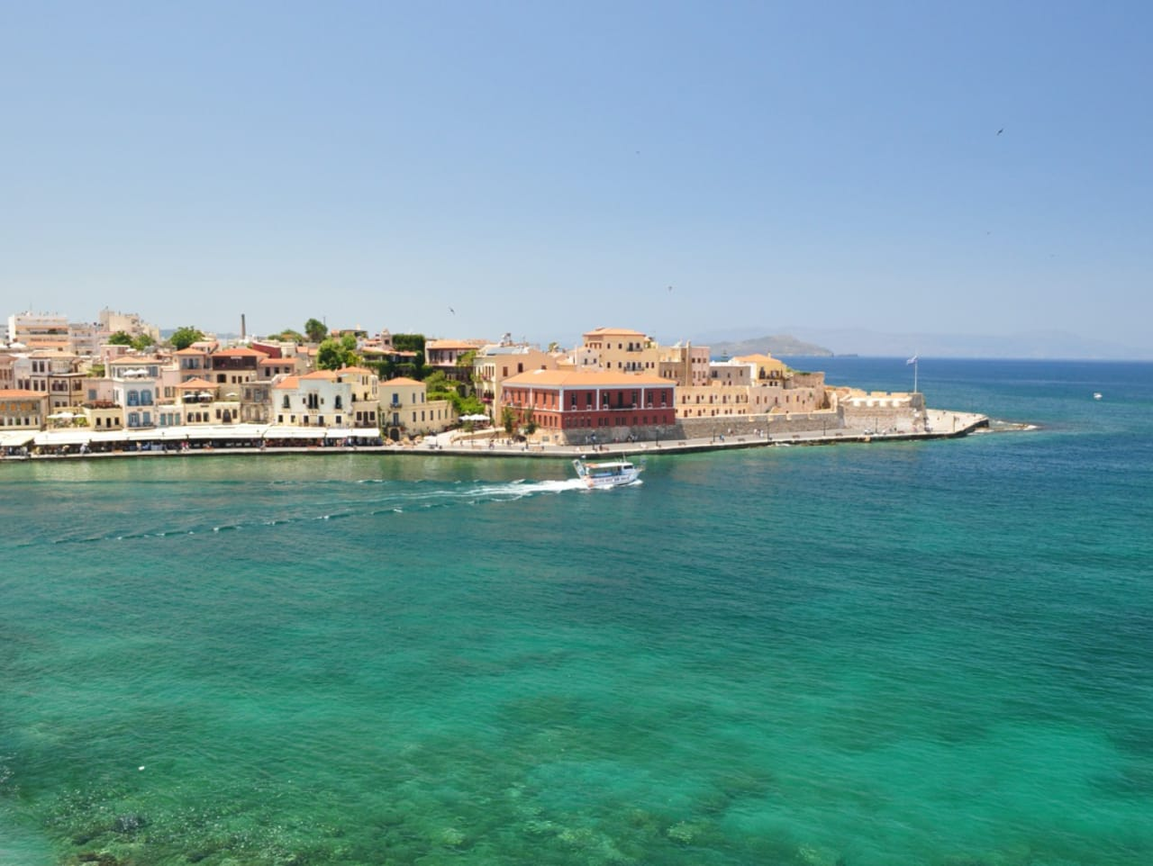 Spring Is Here & Chania Town Is Gorgeous