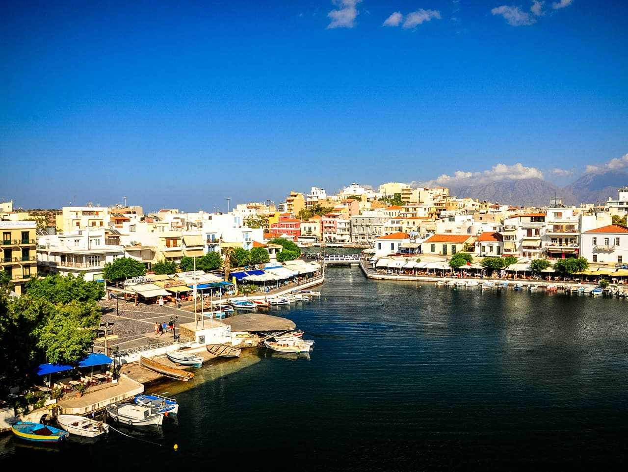 Travel Guide Agios Nikolaos Crete