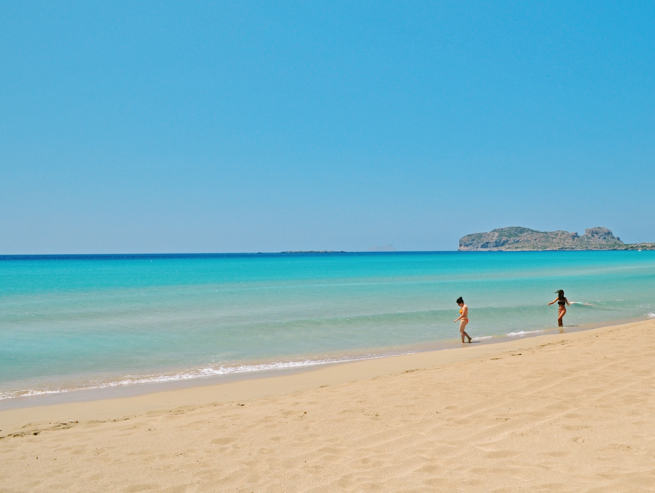 Travel Guide: Top-10 beaches on the Greek island of Crete