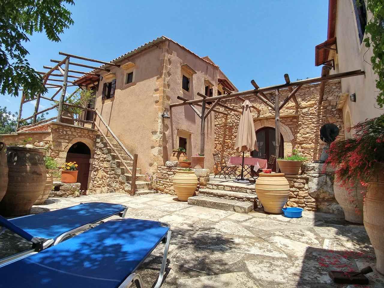 A Unique Experience : Cretan Traditional Villas-Gavalochori