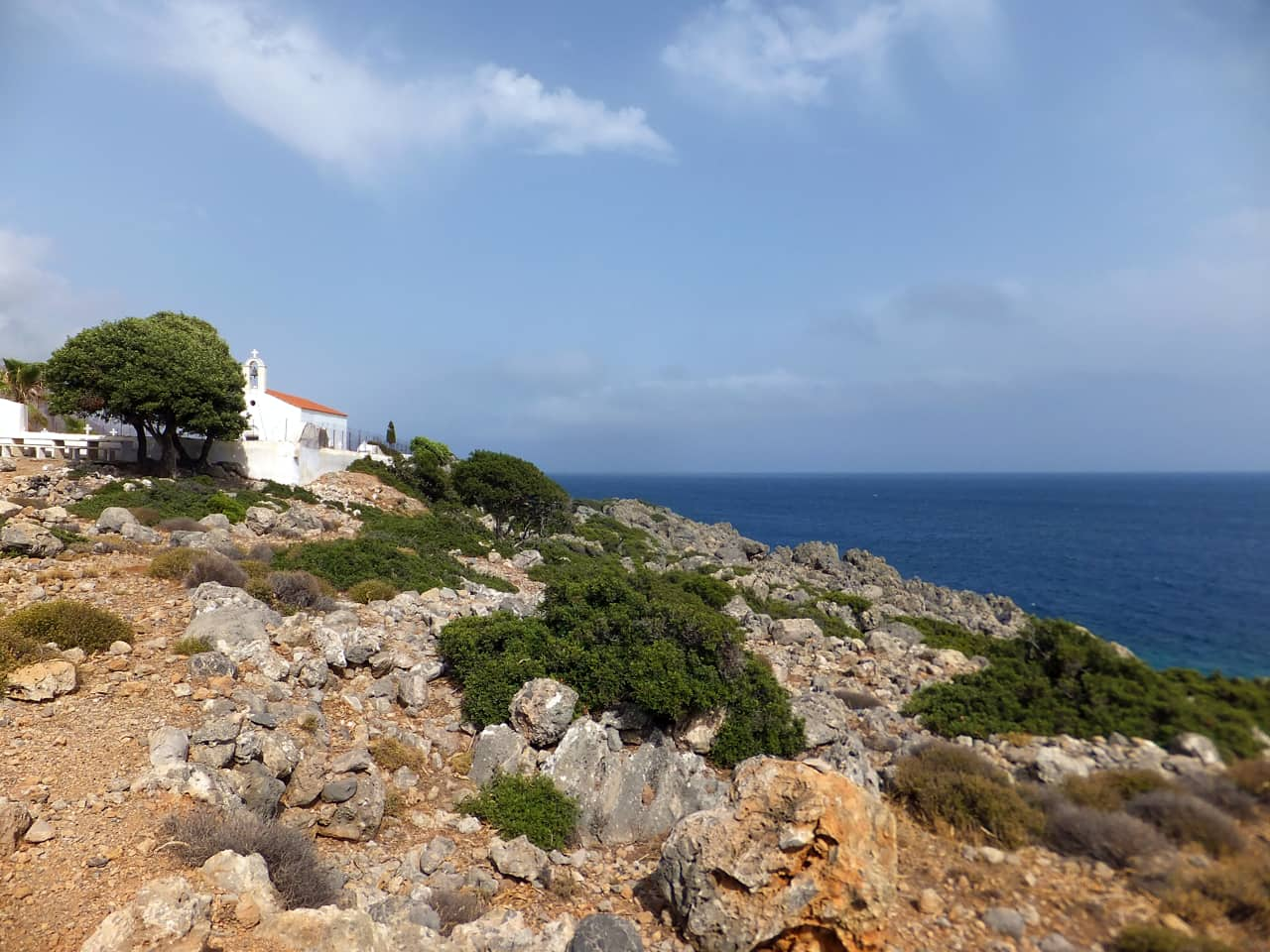 Churches Around Loutro and Anopolis Villages