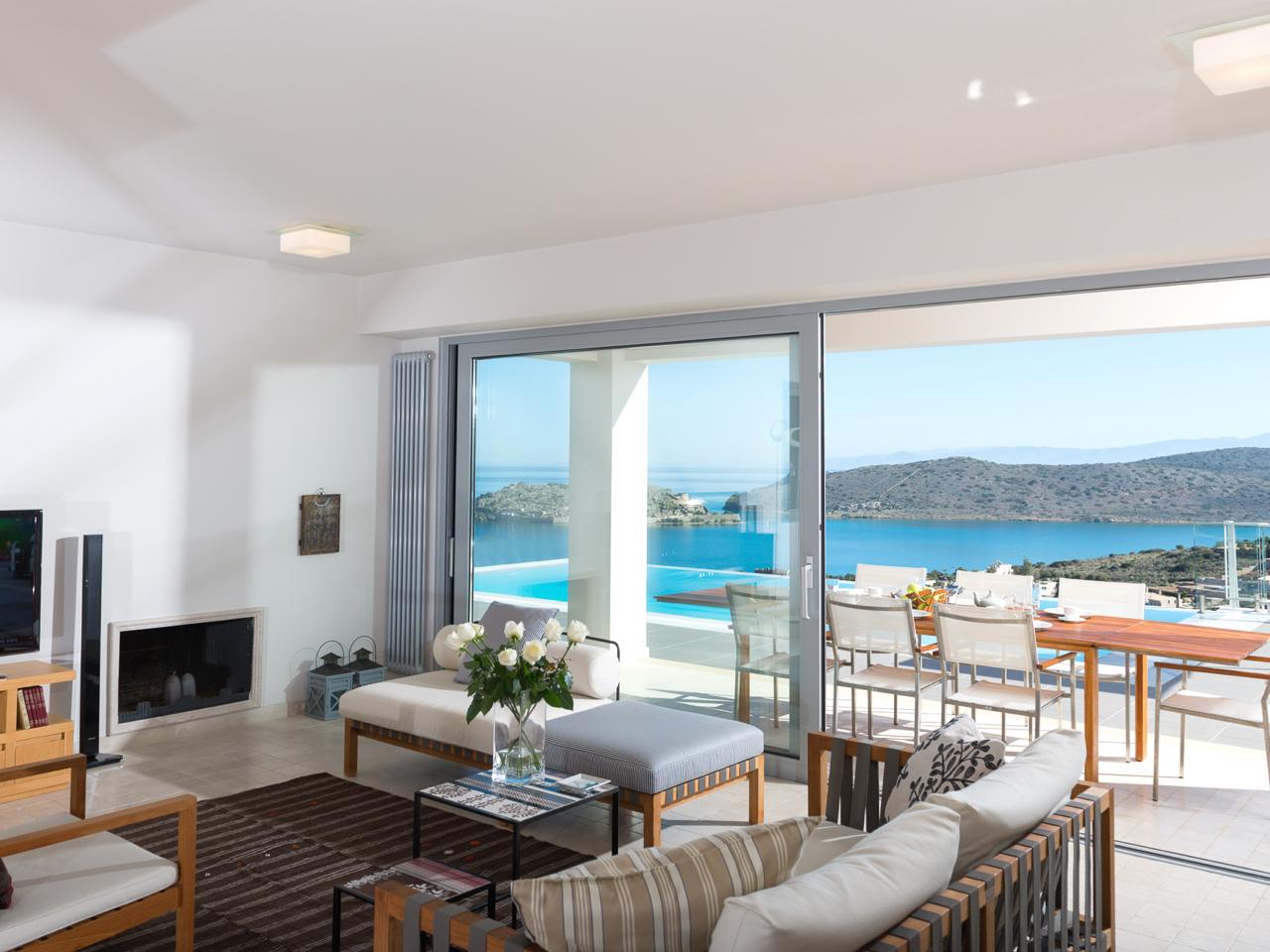 Stunning Sea Views & Relaxing Summer Days - Elounda Luxury Villas