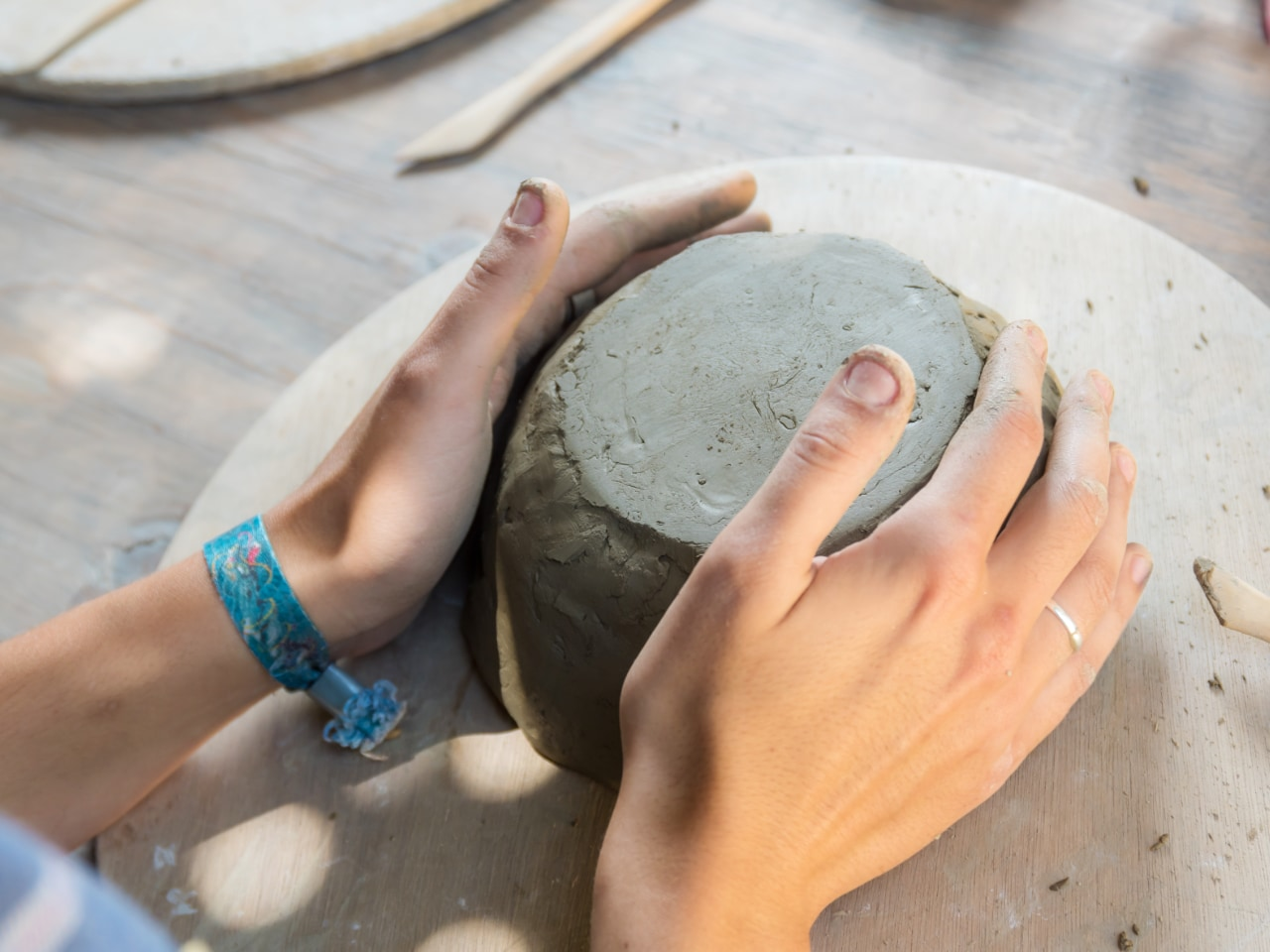 Learn Something New Everyday - Ceramic Workshop Crete