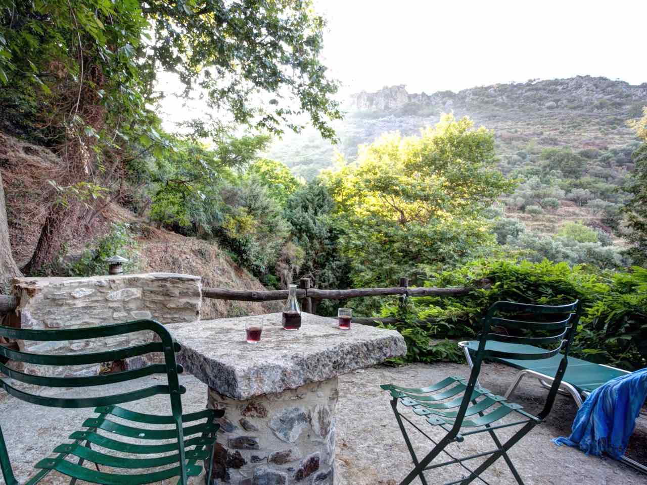Milia Mountain Retreat, Endless Hiking Paths, Wooded Hillsides