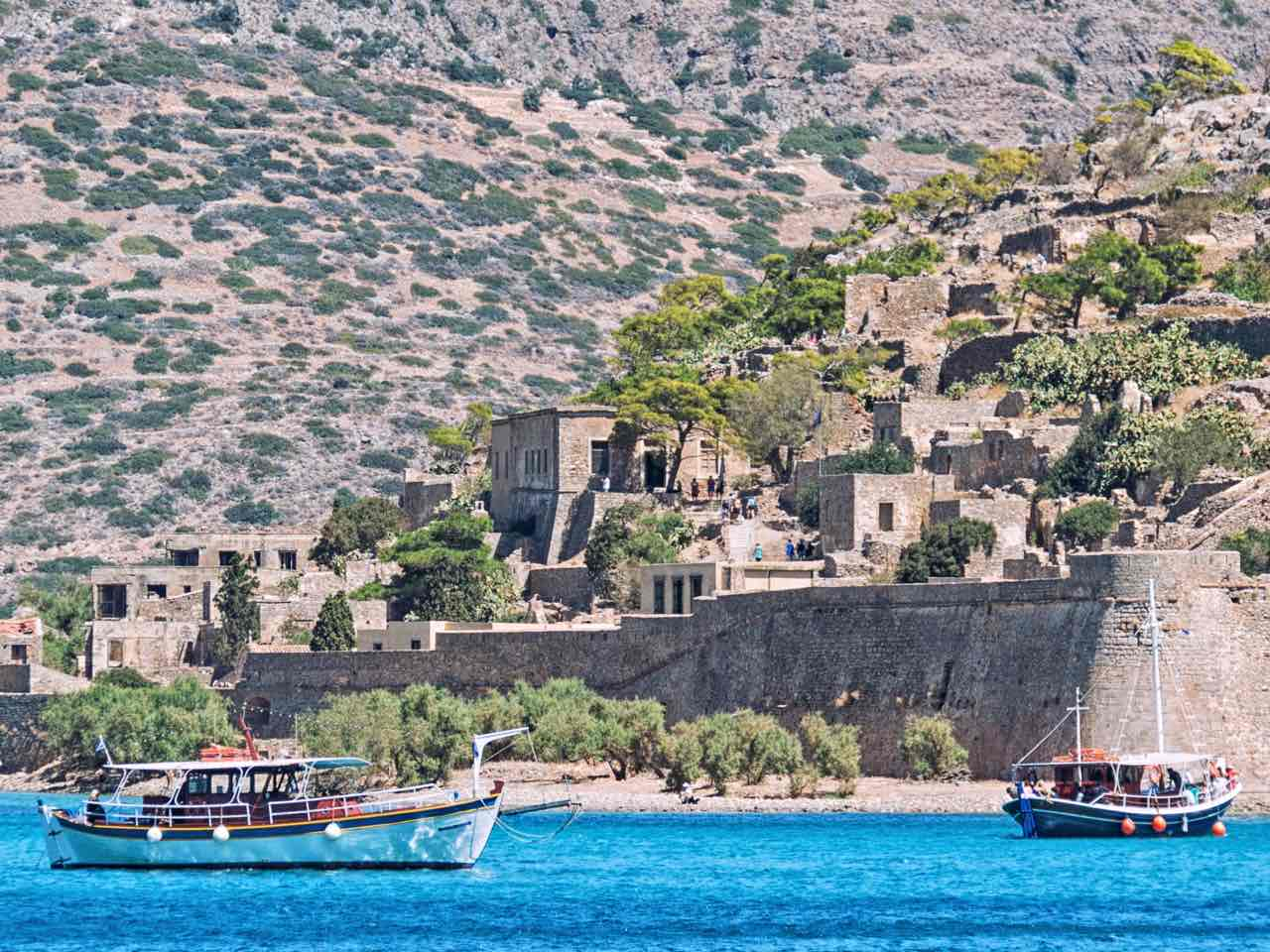 Greece's Spinalonga on its Way to UNESCO World Heritage List