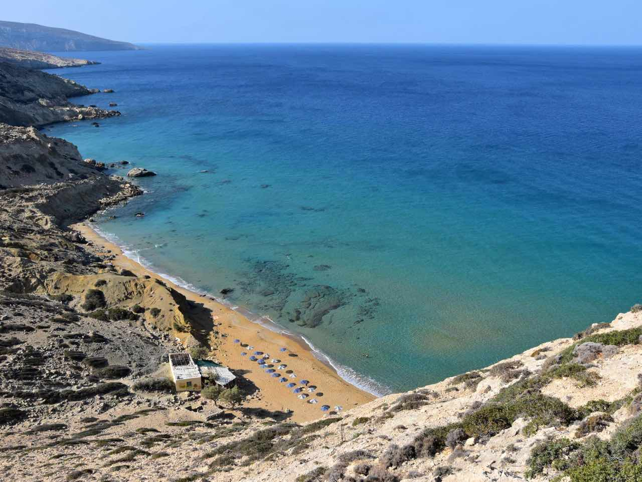 Greece's Nudist Beaches among Europe's Best