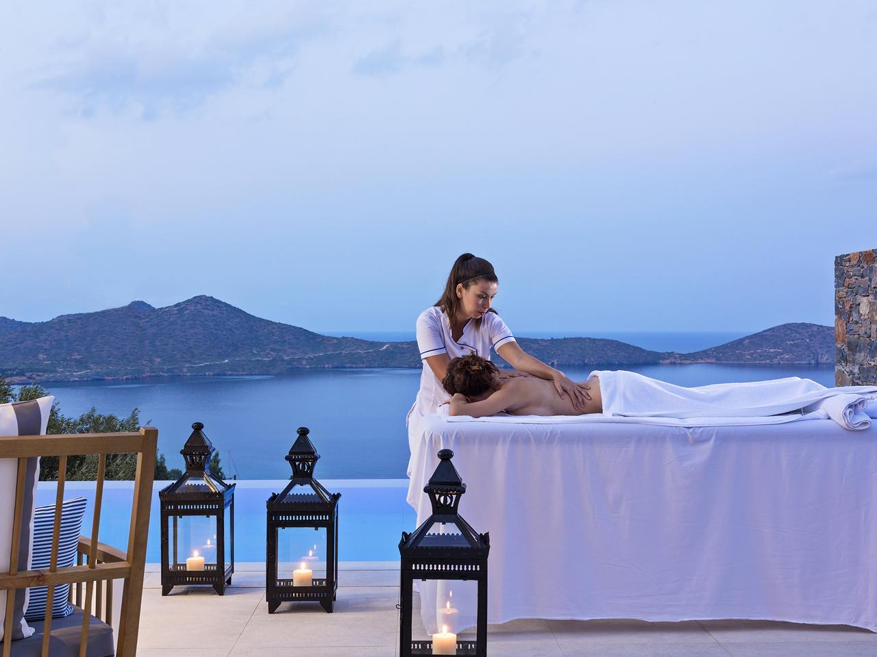 Elounda Gulf Vilas is the Winner of Greece's Leading Villa Resort Award