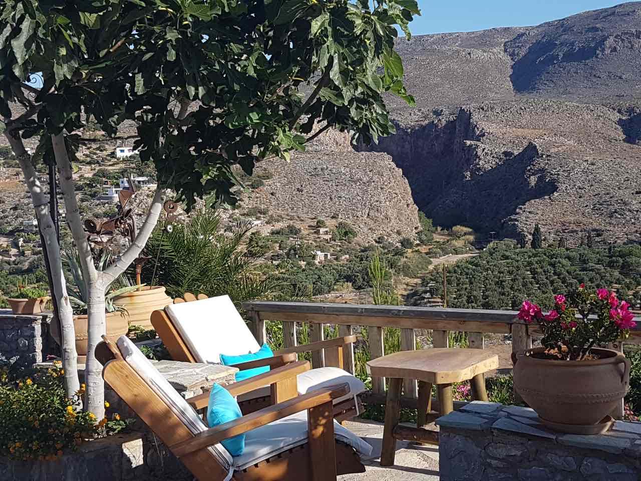 Terra Minoika Villas & Views To Gorge of Dead