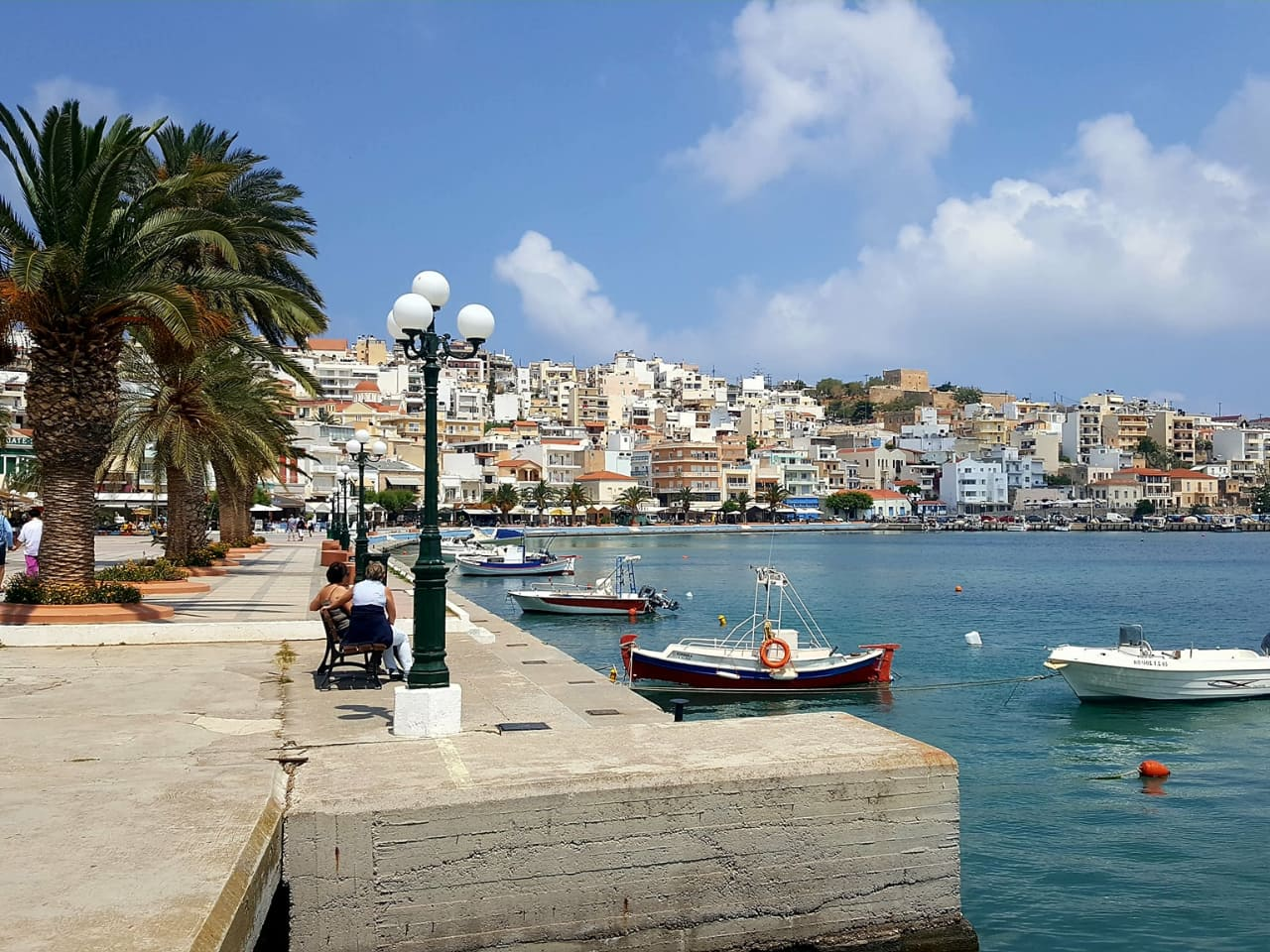 A Day Trip from Sitia to the Toplou Monastery