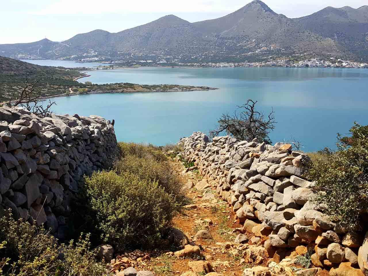 Spring In Crete - Sunny Days In Kolokitha Peninsula