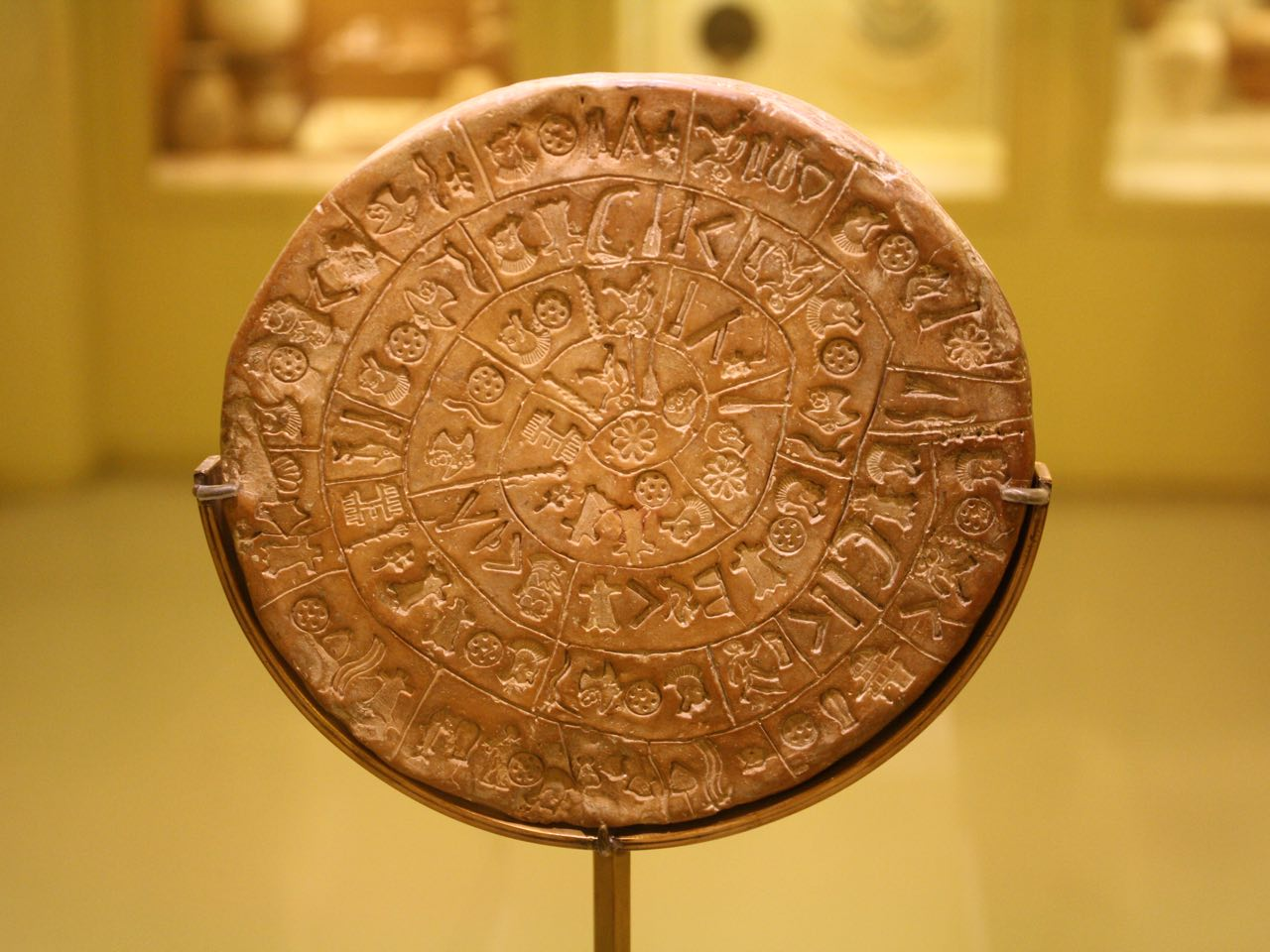 The Phaistos Disc Reveals Its Secrets - History Crete