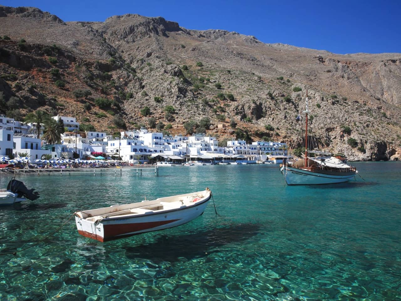 Find the Lowest Available Fare With AEGEAN Airlines to Crete, Greece