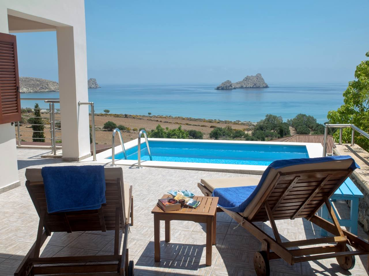 Krinakia Villas - Xerokampos With New Swimming Pools