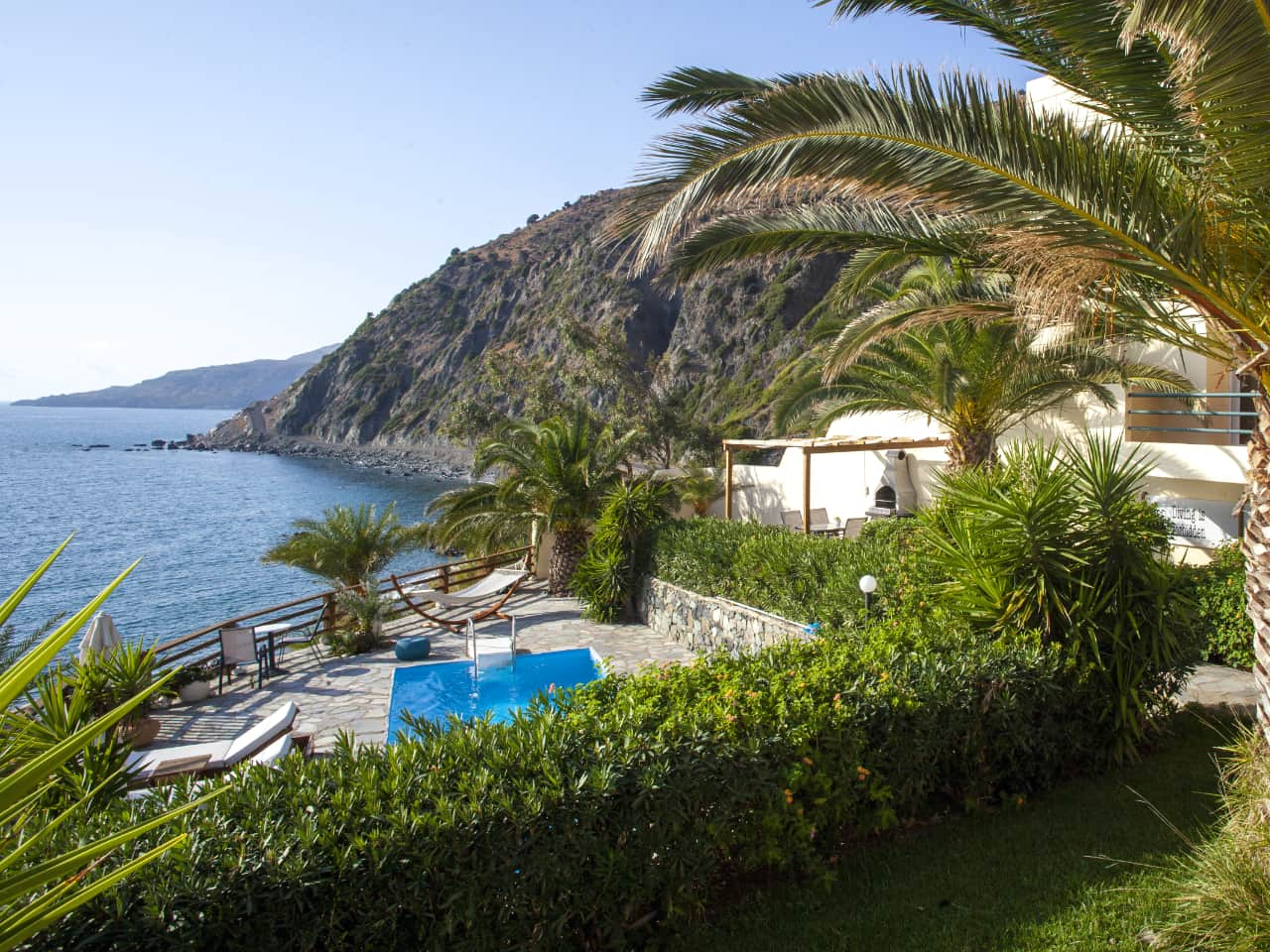 East of Preveli Villas - South Rethimno Sensational Sea Views, Harmony with Nature, Tranquility
