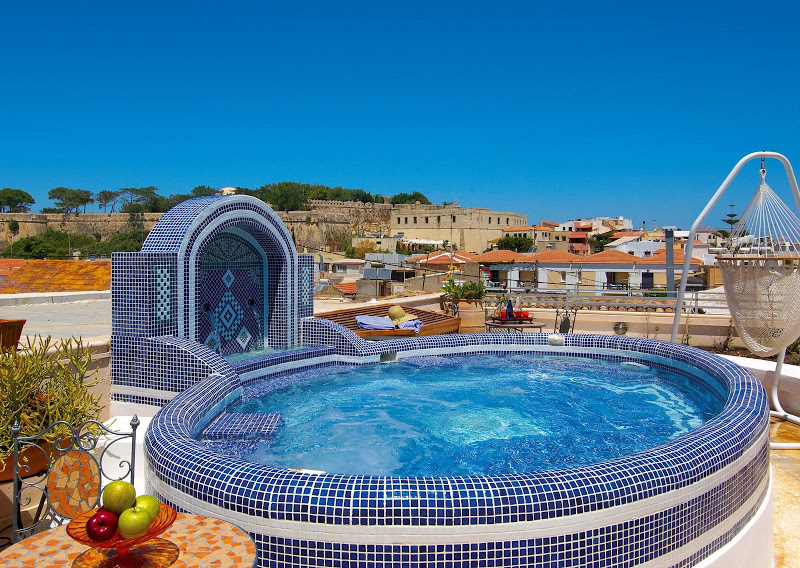 Offer of Day : 10% EBD to Enjoy Avli Suites in Rethymno Town