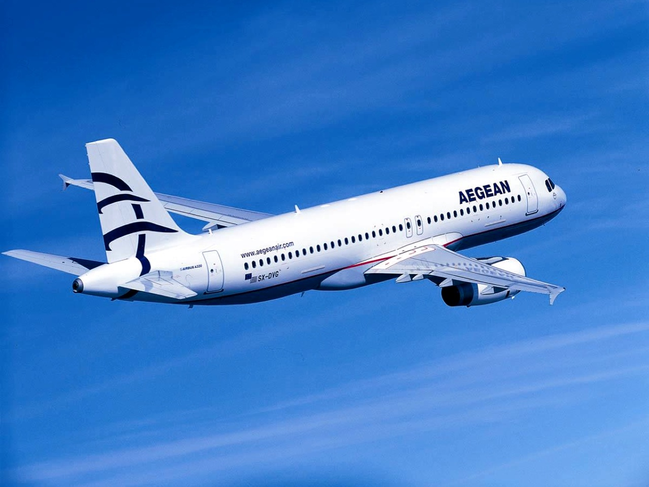 Condé Nast Traveler: AEGEAN Among World's Top 10 Airlines