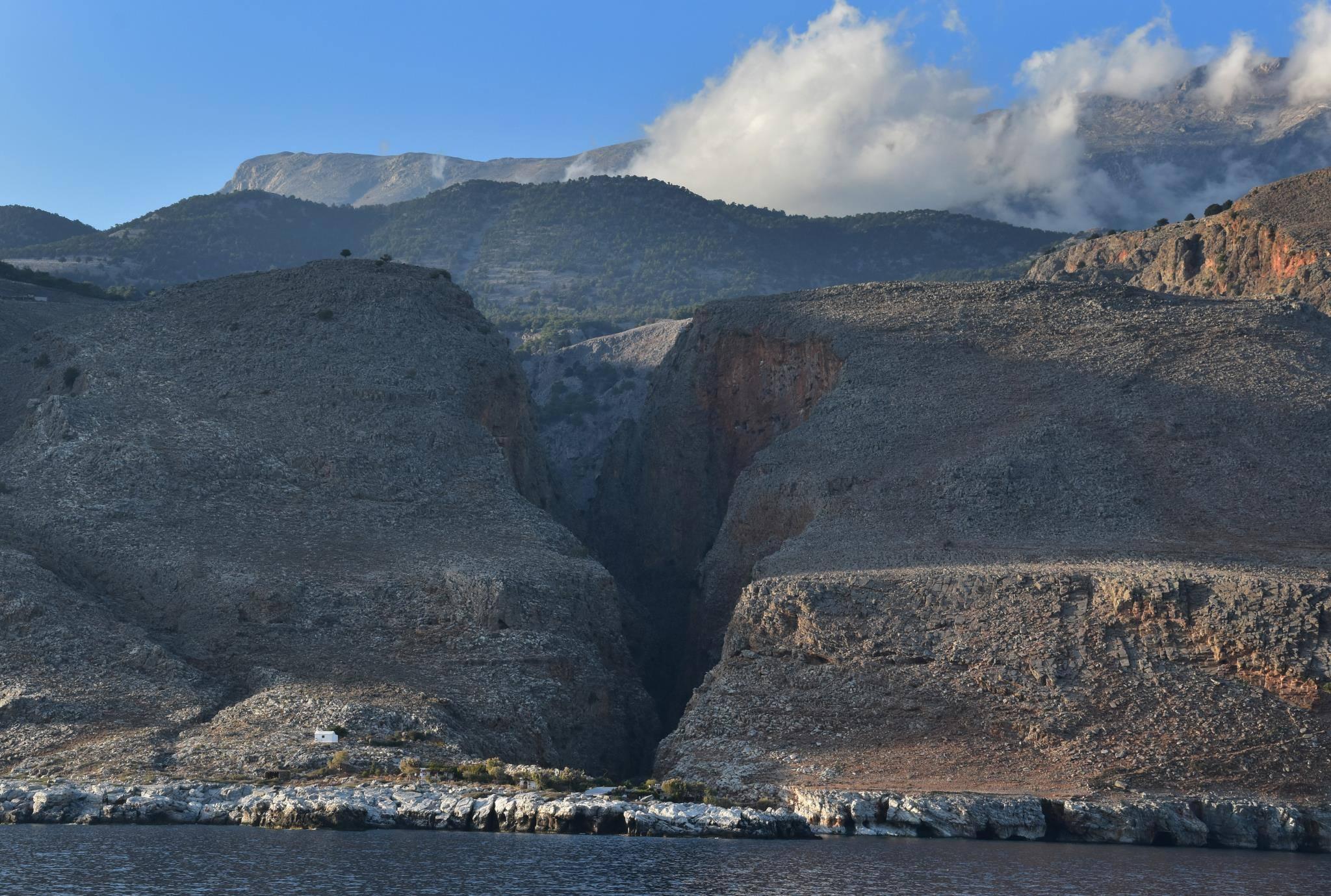Photo Of The Day : Aradenas Gorge