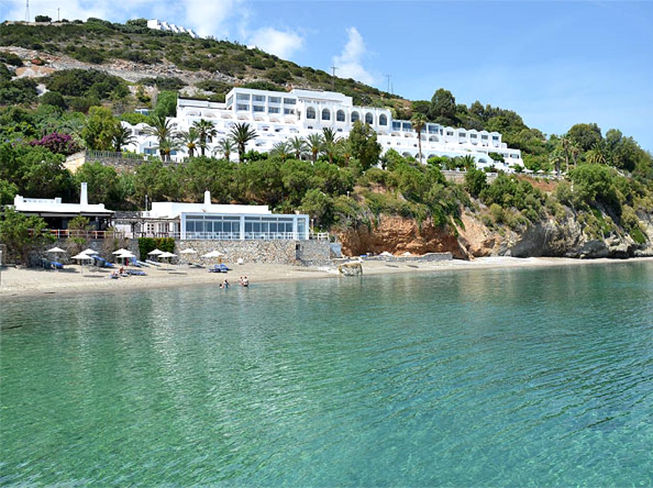 Photo of the Day : Istron Bay Hotel - Near Agios Nikolaos Crete