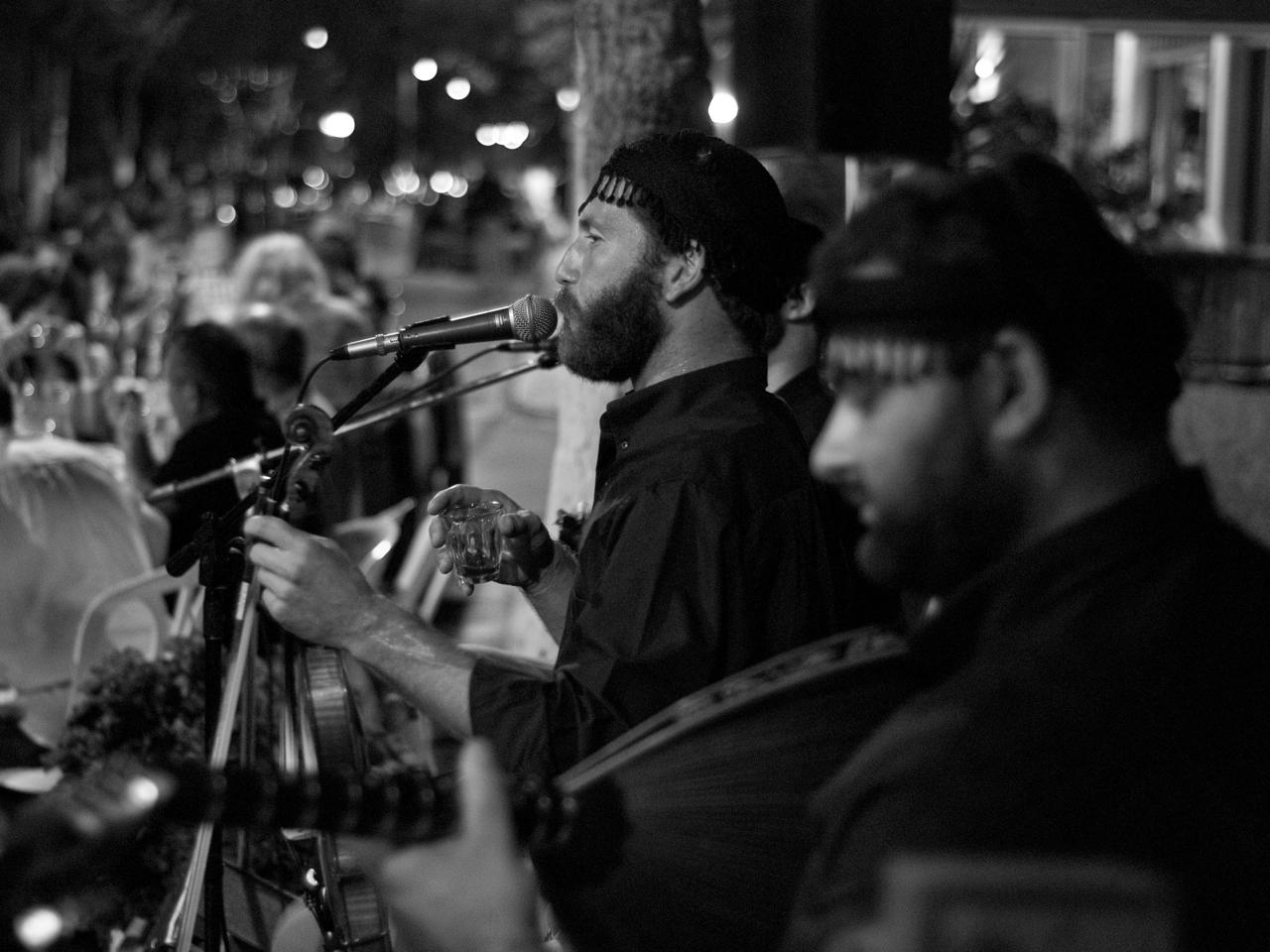 Crete & Cretan Music and Musicians