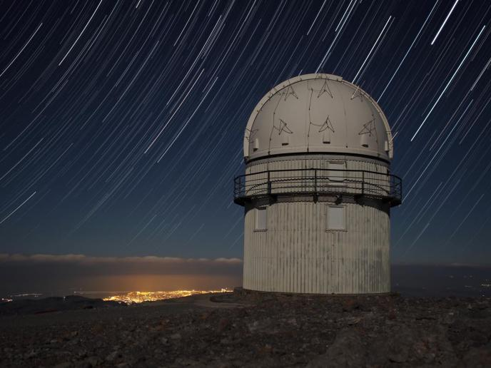 Did You Know That Crete Has Its Own Observatory?