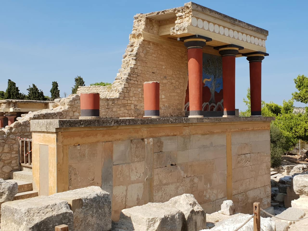 WiFi at 20 Archaeological Sites and Museums in Greece
