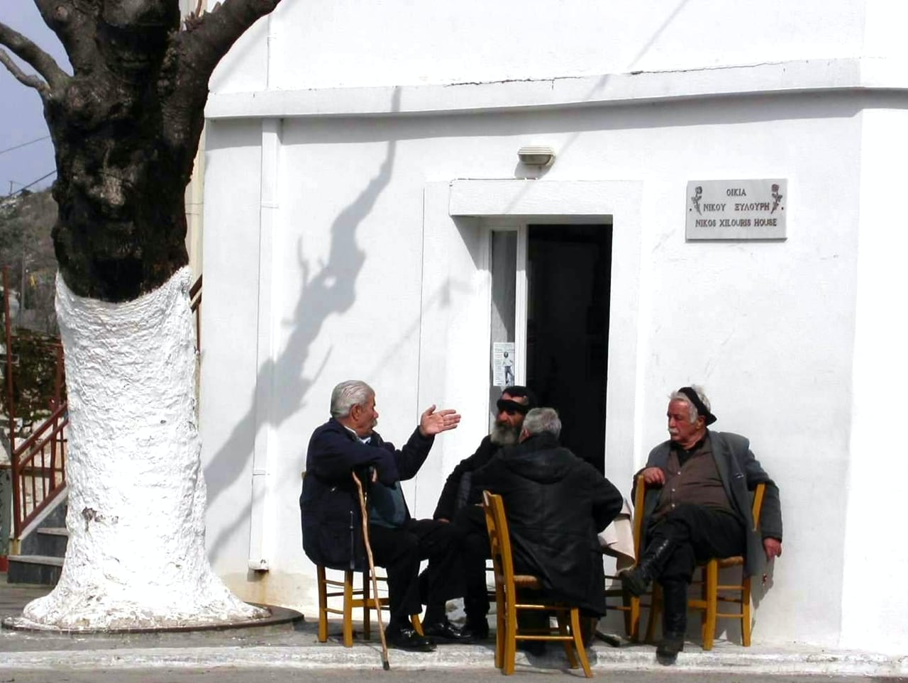 Why Greek Mountain Villagers Have Healthy Hearts?