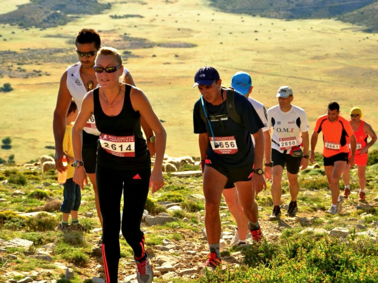 Crete Gears Up for 2017 National Mountain Running Championship
