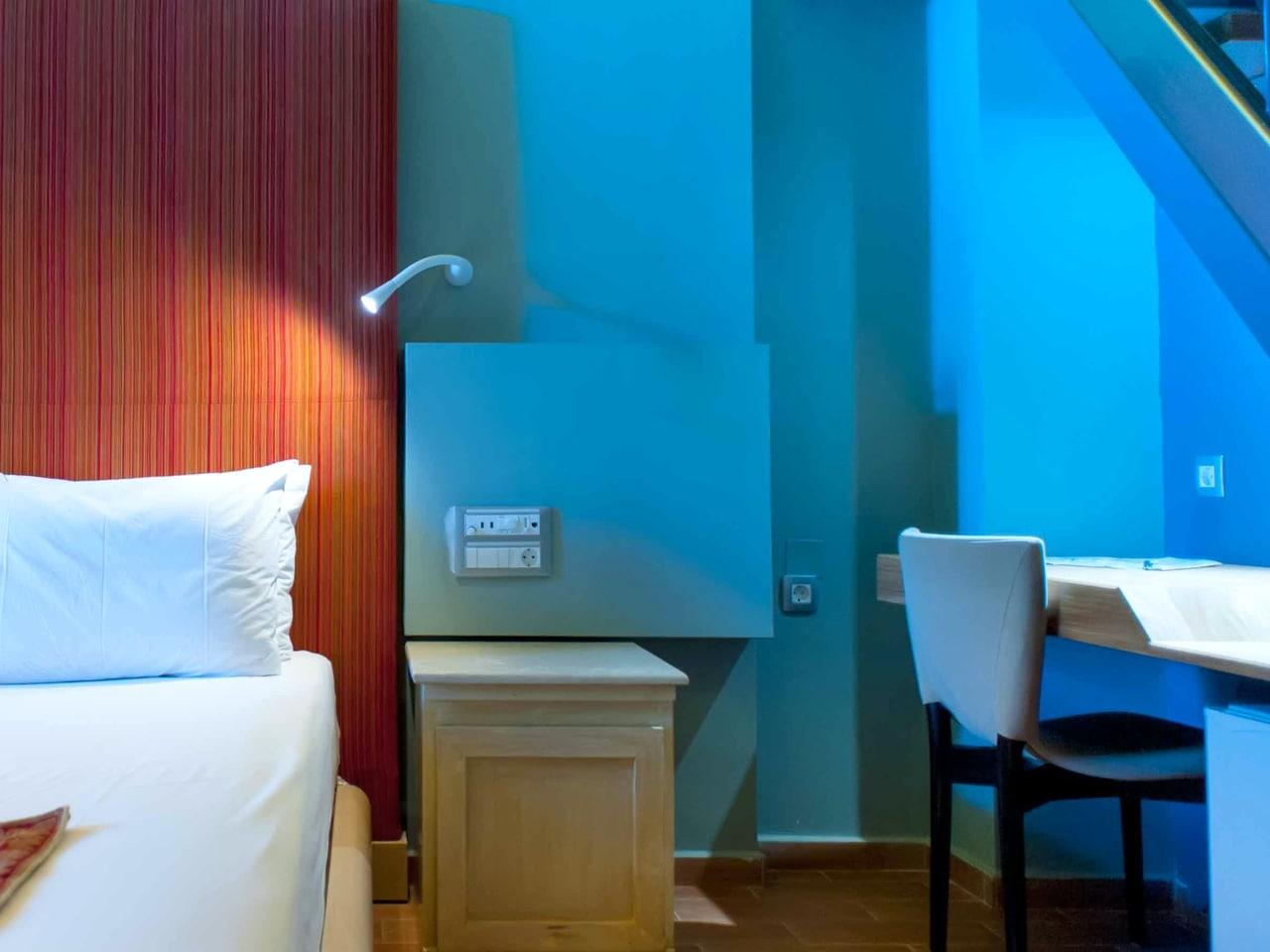 Splanzia Hotel At Re-discovered Splanzia Area of Chania - Crete
