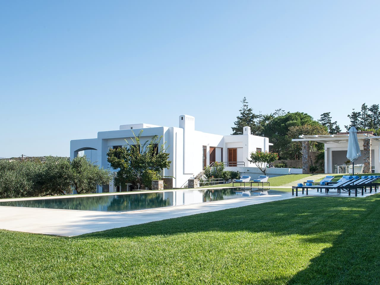 Villa Oleander, Chania, Crete, Greece A great Combination Of Views, Style, Tranquility & Quality