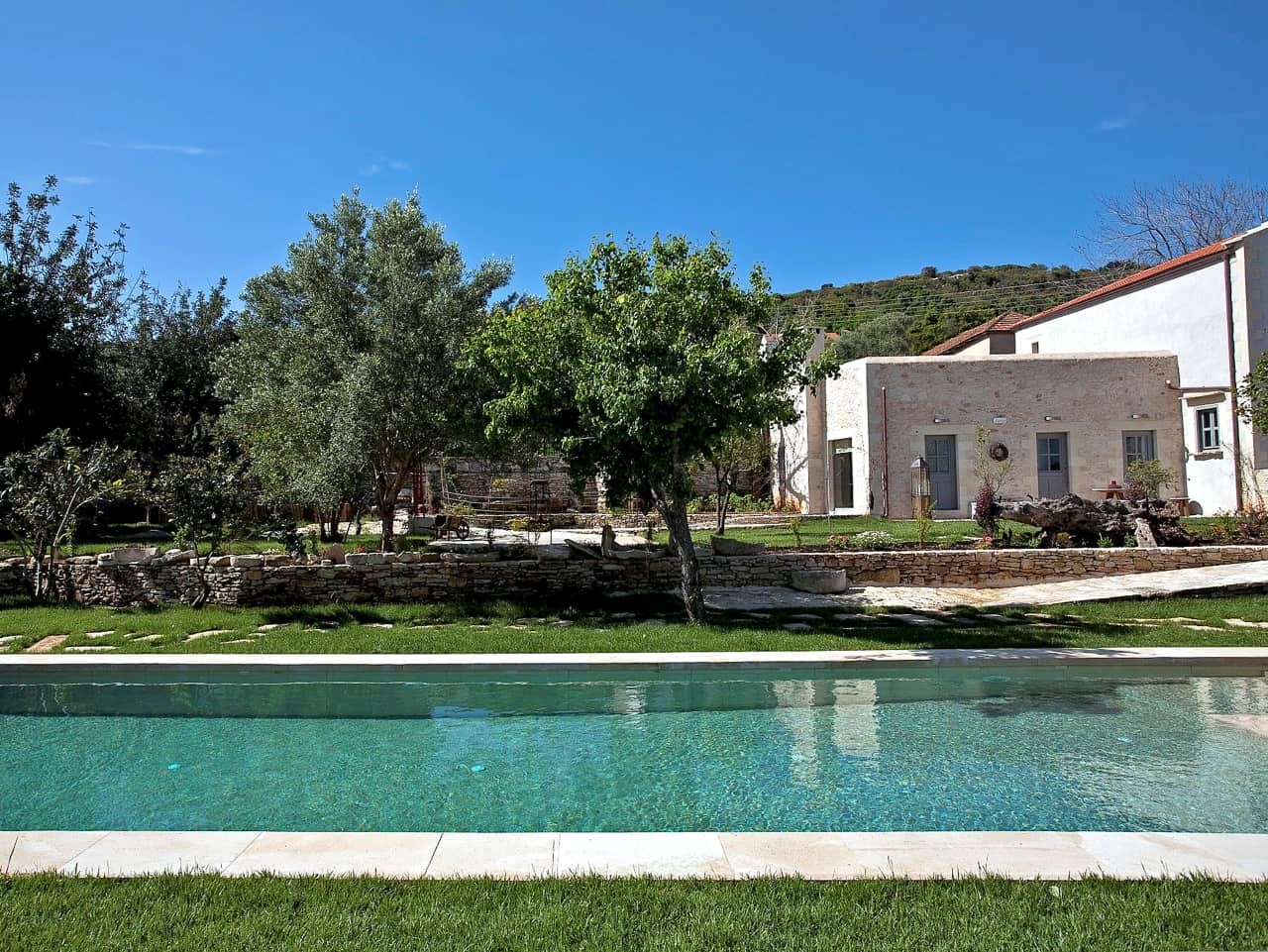 Villa Athermigo, Gavalochori Village - Chania, And The Journey Begins