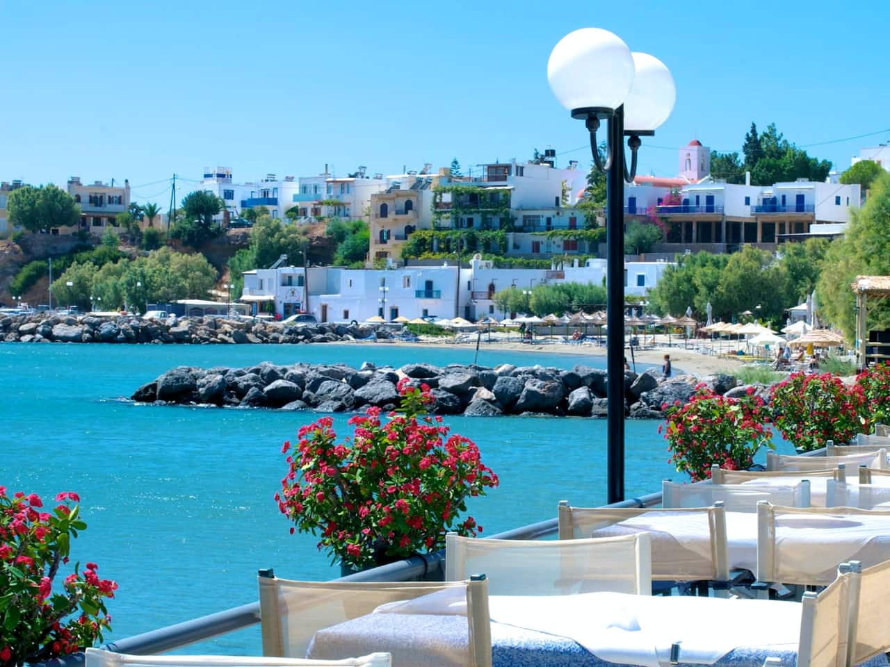 The White Houses Of Crete - Great Location, Stunning Sea Views
