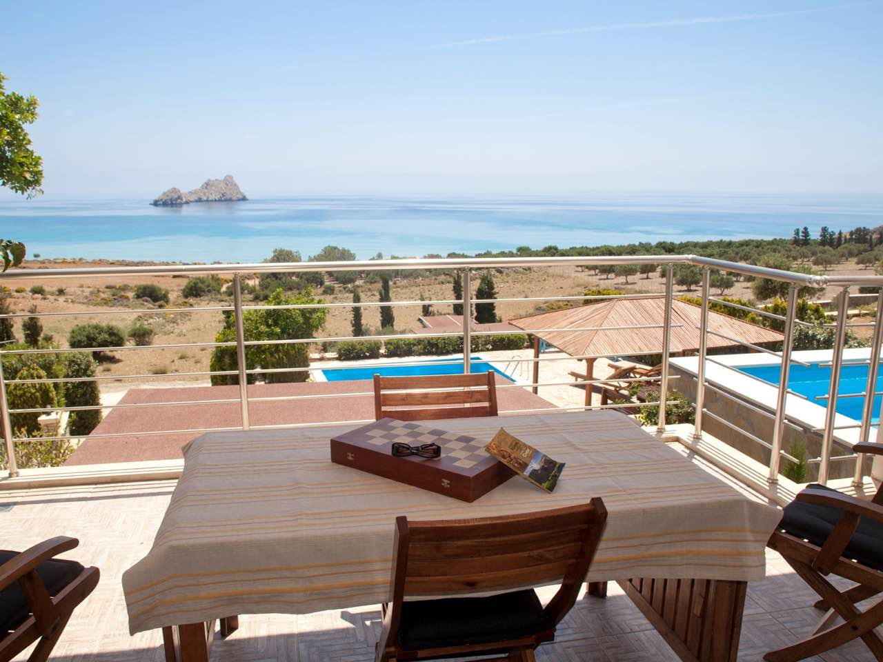 Krinakia Villas At Xerokambos - September Availability