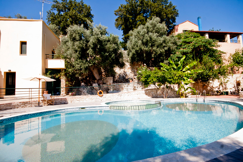 Kastellos Village Houses - Relaxed, Family Friendly, Quiet Location