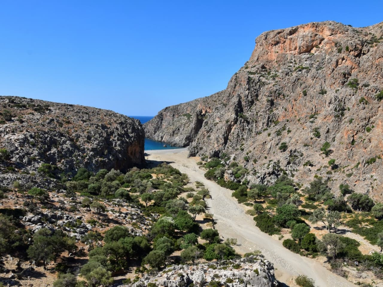 Photo Of The Day - Agiofaraggo Beach - South Heraklion, Crete