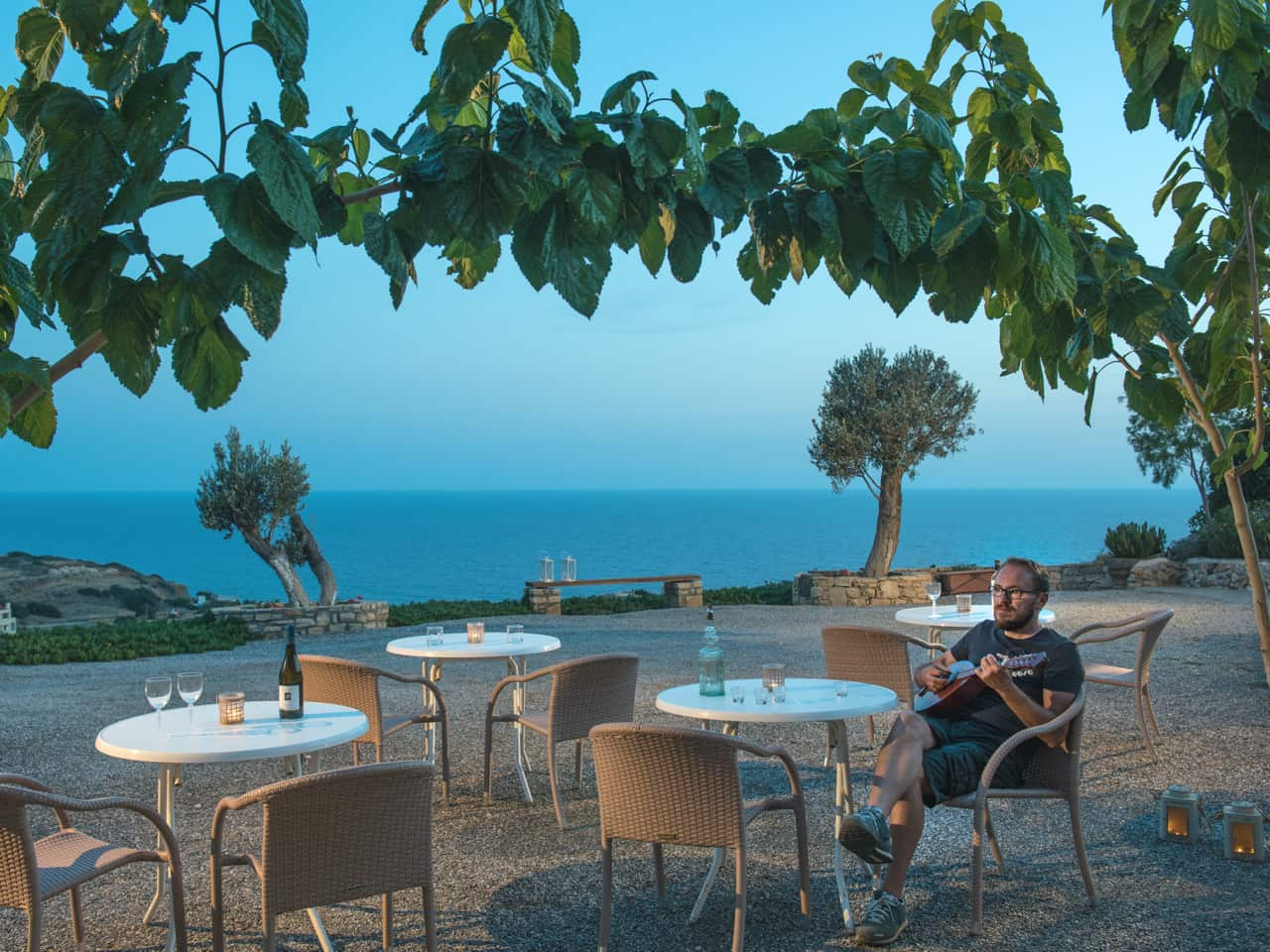 What Could Be Better - Notos Apartments Triopetra - Rethimno - Crete