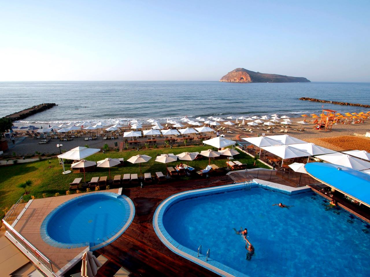 Thalassa Beach Resort at Agia Marina, Chania New Member Of Our Family