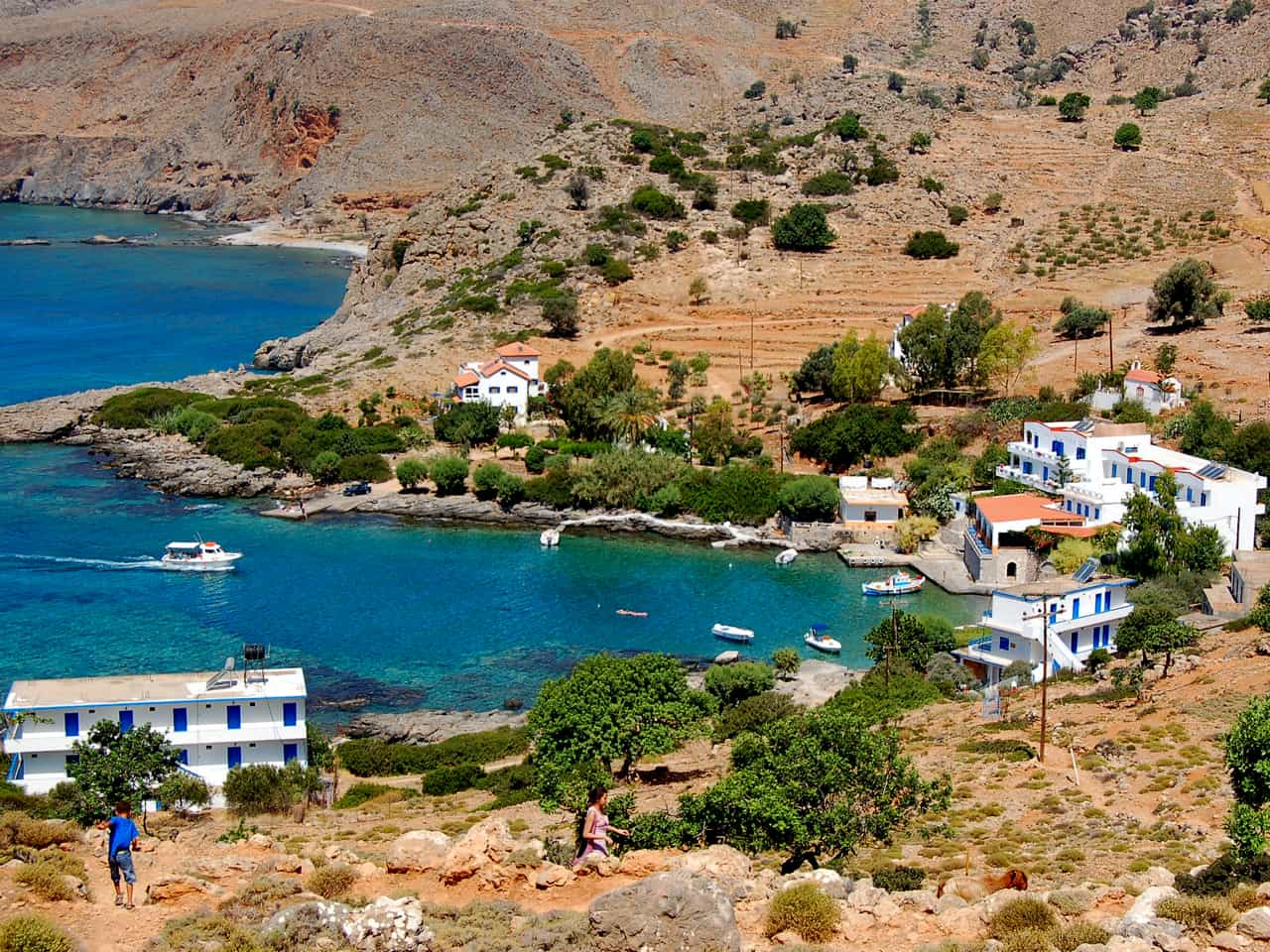 Crete Is In 10 best walking tours for 2016