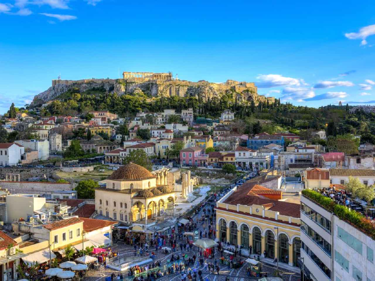 Three Airlines to Run Direct New York - Athens Flights