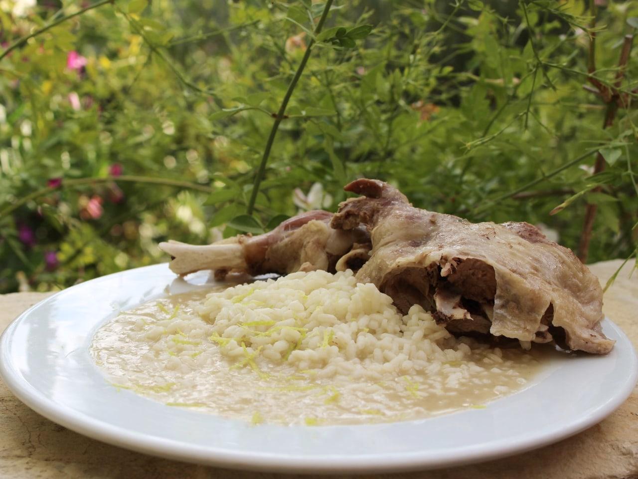 About Cretan Food - Cuisine - Gastronomy : Gamopilafo