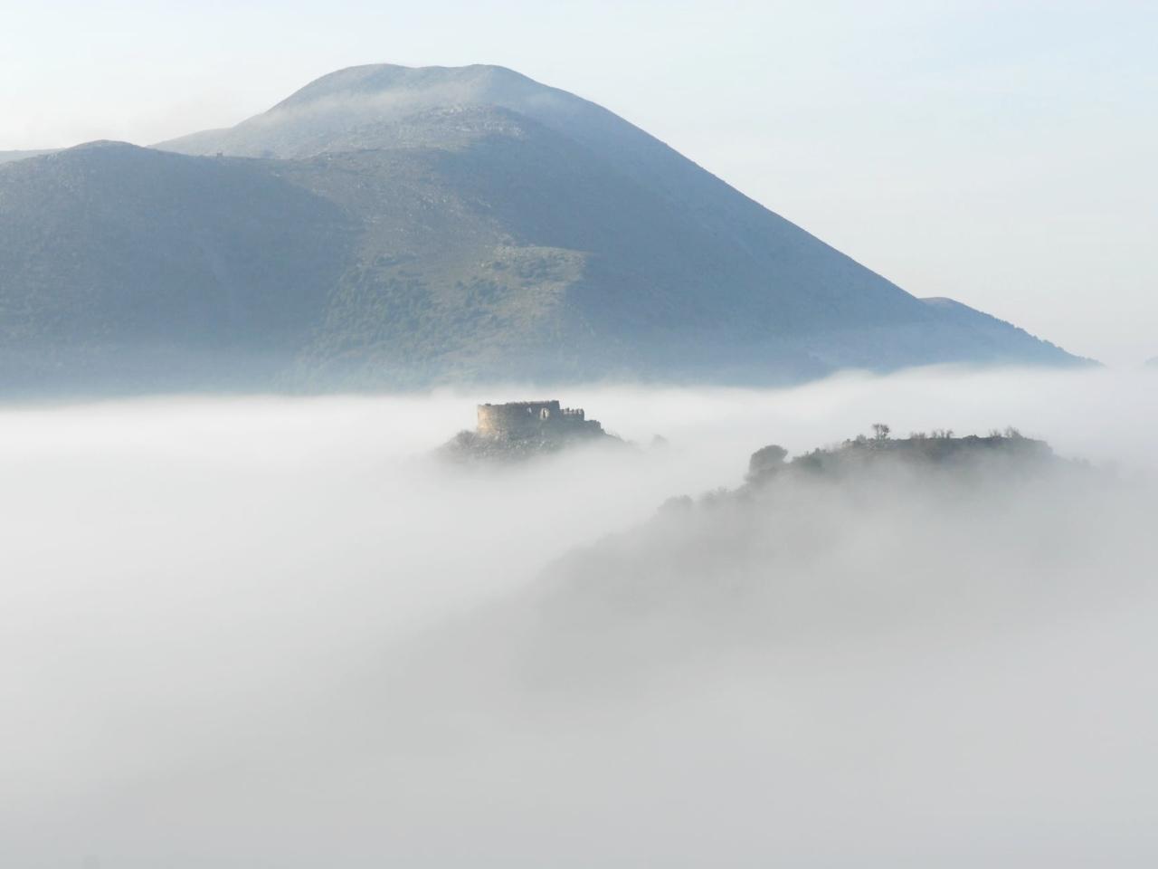 Winter In Crete - Askyfou Plateau